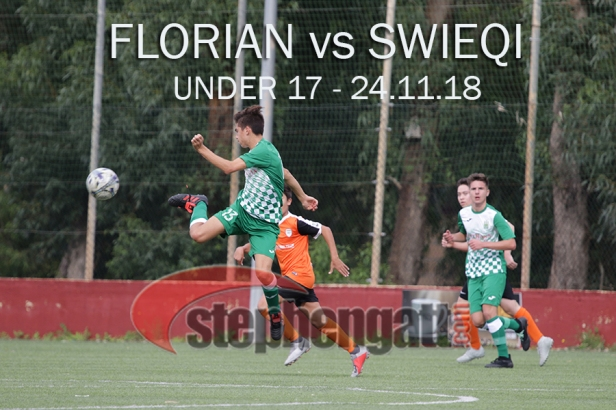 FLORIANA VS SWIEQI U17